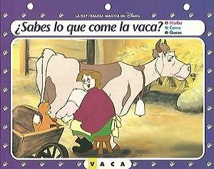 LAMINA 14162: Vaca. Secretos con Tod y: Varios