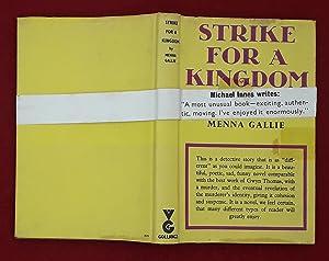 Strike For A Kingdom: Menna Gallie