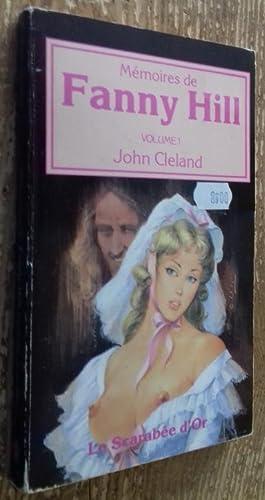 Image du vendeur pour Mémoires de Fanny Hill (volume 1) mis en vente par Ma P'tite Librairie