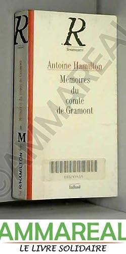 Memoires du Comte de Gramont: Antoine Hamilton et