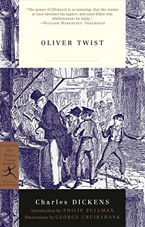 Oliver Twist: Dickens, Charles; Cruikshank,