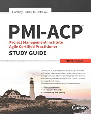 Pmi-Acp Project Management Institute Agile Certifi Ed: Hunt, J. Ashley