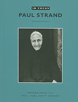 Paul Strand : Photographs from The J.: Naef, Weston J.;
