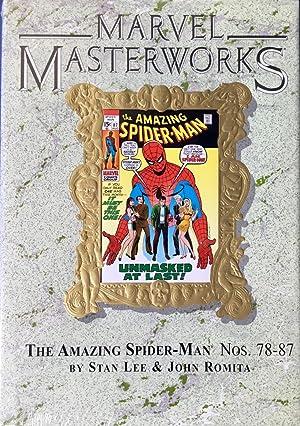MARVEL MASTERWORKS Vol. 86 (Gold Foil Variant: LEE, STAN