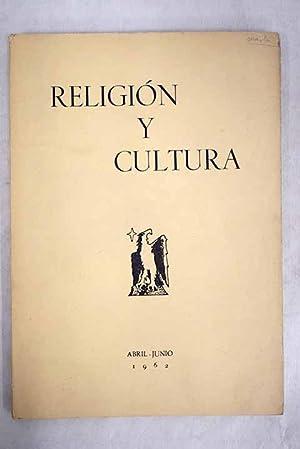Religión y cultura: revista de los P.P.