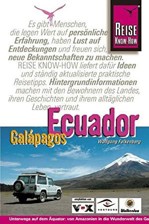 Ecuador, Galápagos (Reise Know-How)