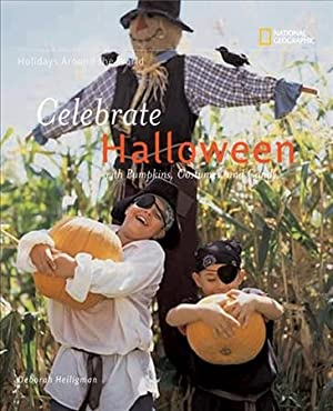 Celebrate Halloween: Heiligman, Deborah; Santino,