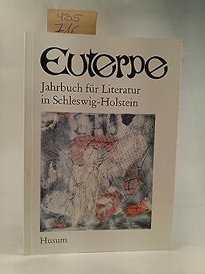 Euterpe. Jahrbuch für Literatur in Schleswig-Holstein /: Heimann, Bodo: