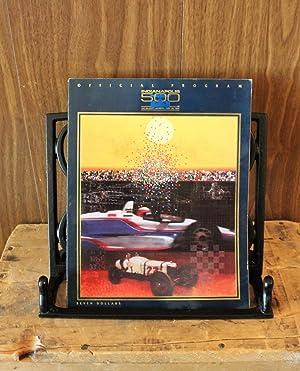 Indianapolis 500 Official Program 1993: Donaldson, William