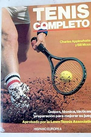 Imagen del vendedor de Tenis completo a la venta por Alcaná Libros