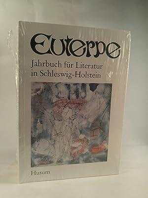 Euterpe Jahrbuch für Literatur in Schleswig- Holstein: Heimann, Bodo: