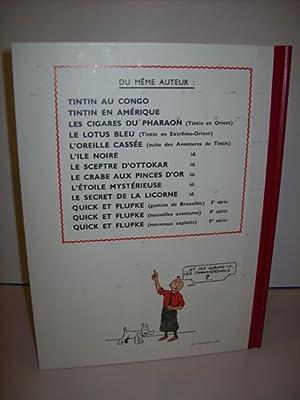 les aventures de Tintin T.9 - le: Herge