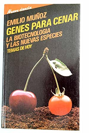 Genes para cenar: Muñoz, Emilio