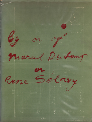 Marcel Duchamp : A Retrospective Exhibition (by: Marcel Duchamp, Walter