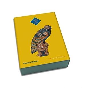 Book of Kells Grußkarten.: London 2015.