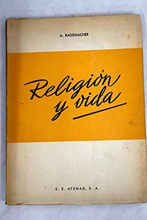Religión y vida: Rademacher, Arnold
