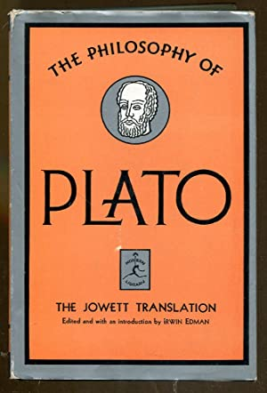The Philosophy of Plato: Edman, Irwin. Editor
