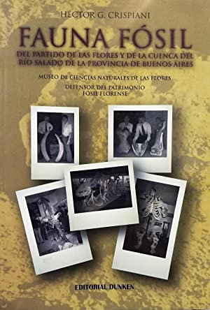 Fauna fósil del Partido de las Flores: Crispiani, Héctor G.