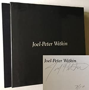 Joel-Peter Witkin (The Scarce Signed/Limited Edition in Slipcase)