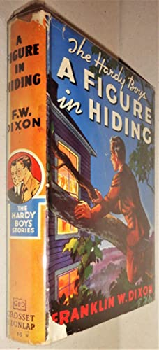 A Figure in Hiding, The Hardy Boys #16