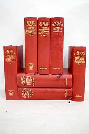 Episodios nacionales ; Novelas ; Novelas y: Pérez Galdós, Benito