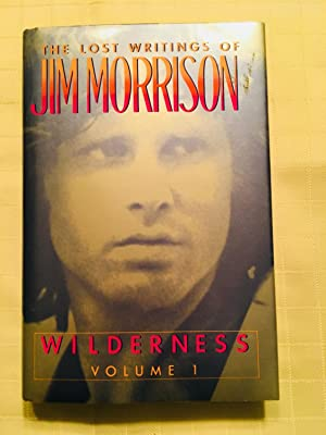 Wilderness: The Lost Writings of Jim Morrison: Morrison, Jim