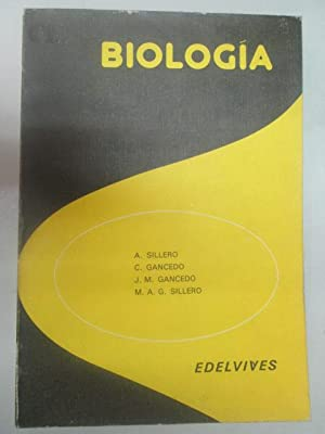 BIOLOGÍA: ANTONIO SILLERO, CARLOS