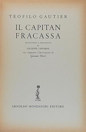 Il Capitan Fracassa: Teofilo Gautier