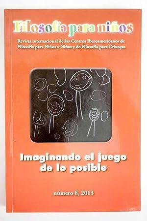 Filosofía para niños, número 8: Imaginando el