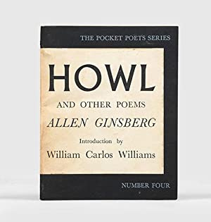 Howl and other poems. The Pocket Poets: GINSBERG, Allen.