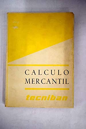 Cálculo mercantil