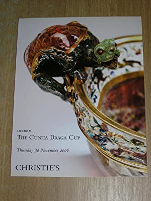 Christie's London The Cunha Braga Cup Thursday