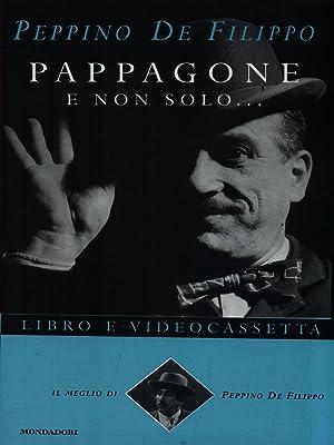 Pappagone. Libro + Videocassetta: De Filippo, Peppino