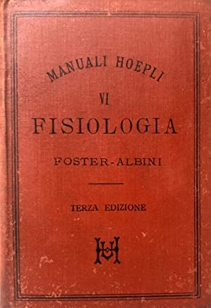 FISIOLOGIA: MICHAEL FOSTER