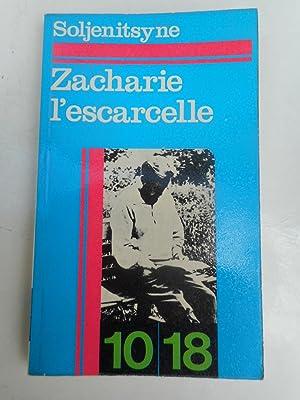 Zacharie l'escarcelle: SOLJENITSYNE Alexandre