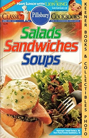 Pillsbury Classic #170: Salads Sandwiches Soups: Pillsbury Classic Cookbooks Series