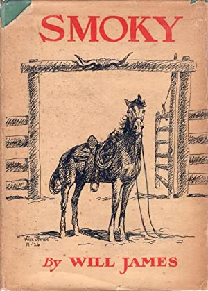 SMOKY, THE COW HORSE.: JAMES, WILL