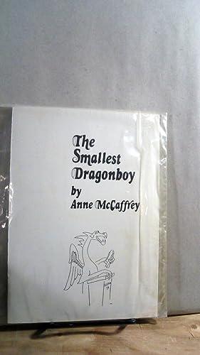 The Smallest Dragonboy: MCCAFFREY, Anne