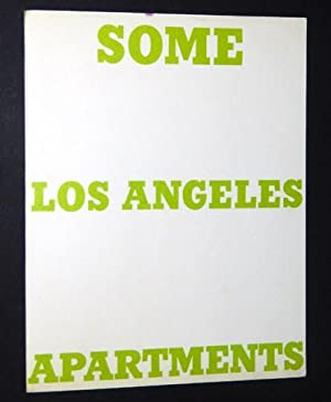 Seller image for Some Los Angeles Apartments for sale by A&D Books