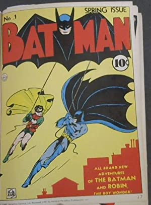 Batman from The 30s to The 70s: Bridwell, E. Nelson