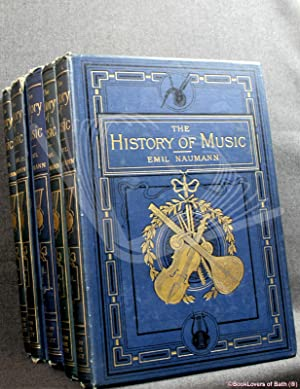 The History of Music: Special Edition with a Series of Portraits Reproduced in Photogravure and N...