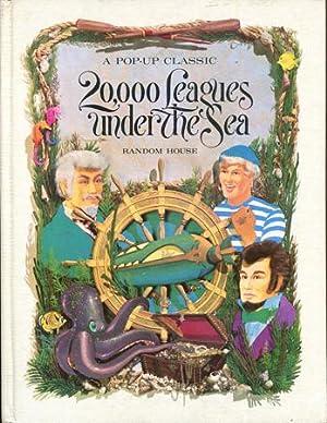 20,000 Leagues Under the Sea (A Pop-Up: Verne, Jules /