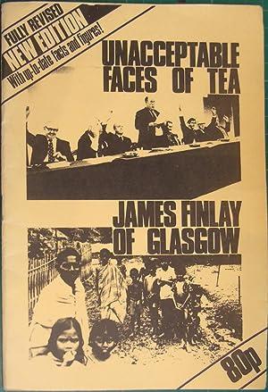 Unacceptable Faces of Tea: James Finlay of: Farouk Faisal; Roger