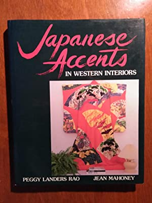 Japanese Accents In Western Interiors (Signed)