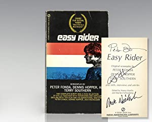 Easy Rider.: Fonda, Peter, Dennis Hopper, Jack Nicholson and Terry Southern