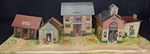 The new pretty village.: Spiele -