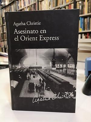 Asesinato en el Orient Express.: Christie, Agatha.