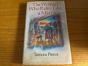 The Woman Who Rides Like a Man: Pierce, Tamora
