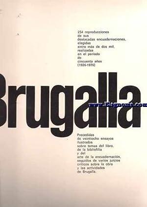 El arte en el libro y en: BRUGALLA ,Emilio.-