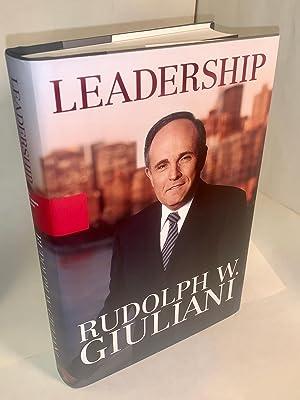 Leadership: Rudolph W. Giuliani